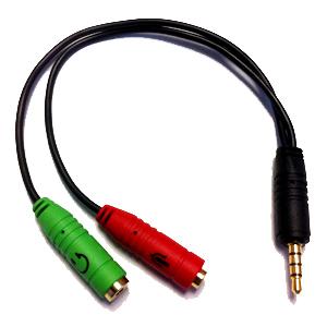 Ipad External Microphone Adapter